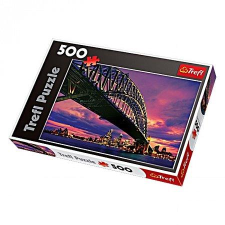 Пазл Trefl - Сиднейский Гаванский мост. 500 pcs (37103)