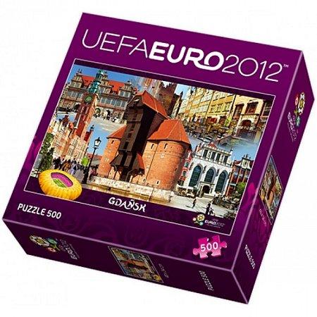 Пазл Trefl - Euro 2012 Гданськ. 500 pcs (37129)