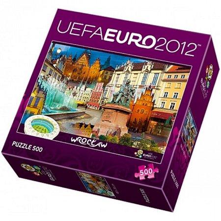 Пазл Trefl - Euro 2012 Вроцлав. 500 pcs (37130)