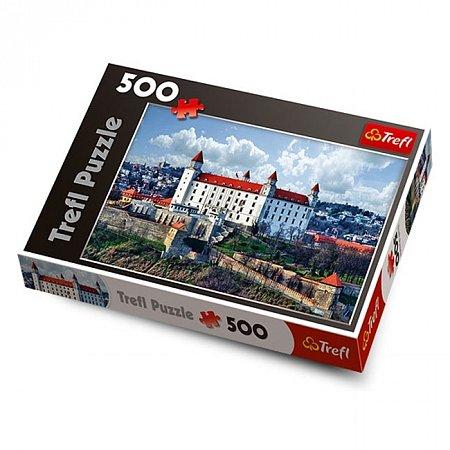 Пазл Trefl - Братислава. 500 pcs (37133)