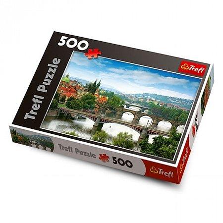 Пазл Trefl - Прага. 500 pcs (37135)