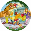 Пазлы Trefl круглые - Большая мойка. 300 pcs (39009)