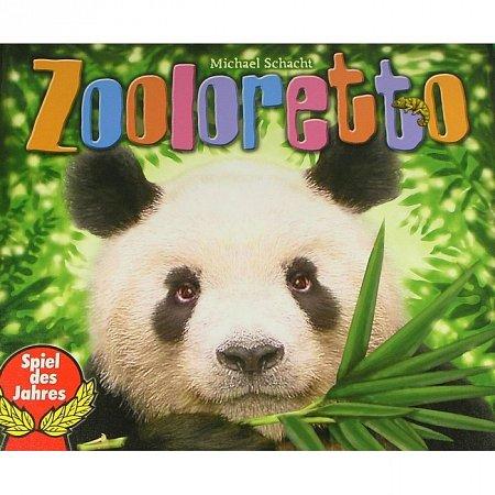 Настольная игра Зоолоретто (Zooloretto) (2021)
