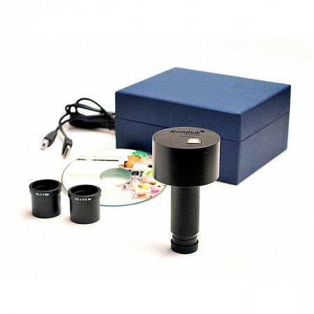 Цифровая камера Levenhuk C130, 1.3M pixels, USB 2.0 (арт. 13530)