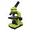 Микроскоп Levenhuk Rainbow 2L NG Lime\Лайм (арт. 24603)