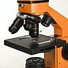 Микроскоп Levenhuk Rainbow 2L NG Orange\Апельсин (арт. 24604)