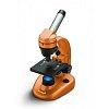 Изображение 1 - Микроскоп Levenhuk Rainbow 50L NG Orange\Апельсин (24658)
