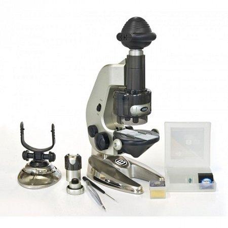 Цифровой микроскоп Bresser Junior (4 в 1). (арт. 26756)