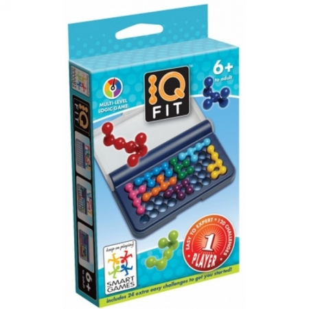 Изображение - Настольная игра IQ Бум (IQ Fit) SMART GAMES (SG 423 UKR)