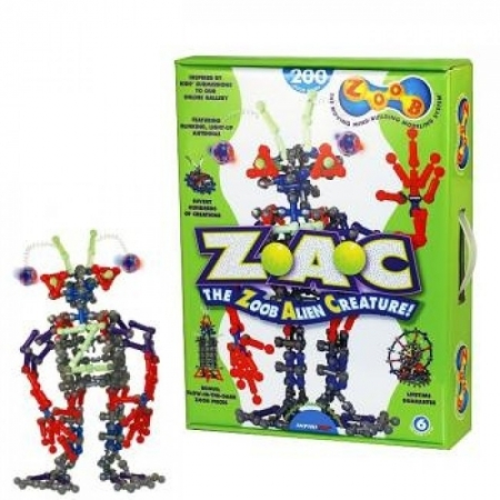 Конструктор ZOOB-Z.A.C. (14002)