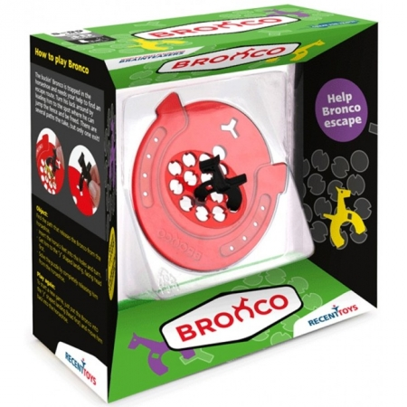 Игра-головоломка Bronco / Лошадка (5026)