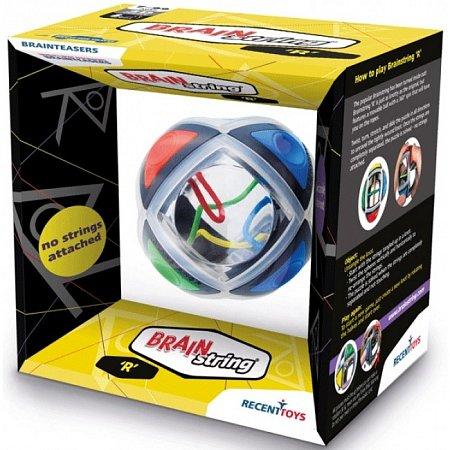 Игра-головоломка Brainstring R / Узелки (5028) Recent Toys