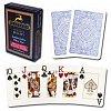 Карты Modiano Platinum Poker Acetate Jumbo, blue
