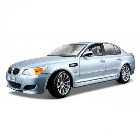 Автомодель BMW M5 (серебристый). MAI31144S