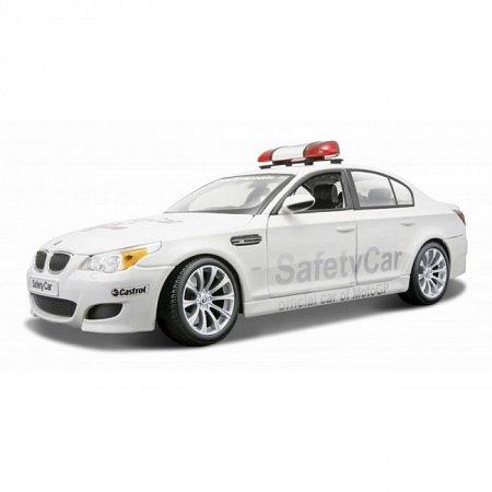 Автомодель BMW M5 Safety Car (белый). MAI36144W