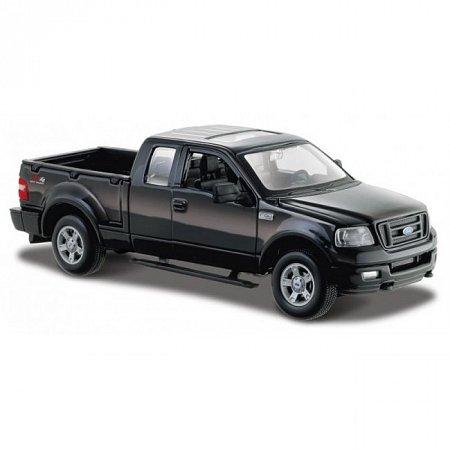 Автомодель (1:31) 2004 Ford F-150 FX4 (чёрный). MAI31248B