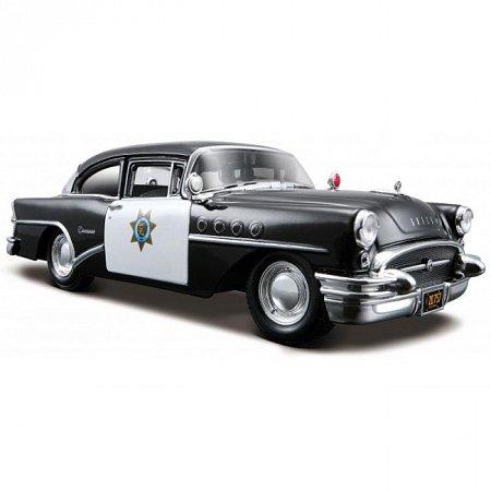 Автомодель 1955 Buick Century (чёрный). MAI31295B