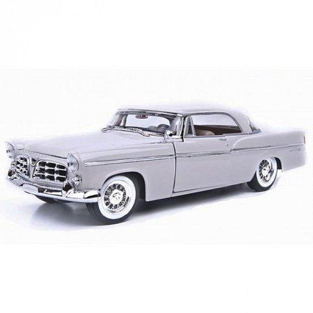 Автомодель 1956 Chrysler 300B (белый). MAI31897W