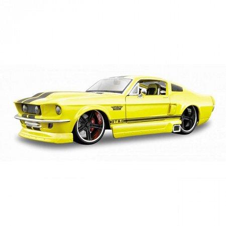 Изображение - Автомодель 1967 Ford Mustang GT (жёлтый - тюнинг). MAI31094Y