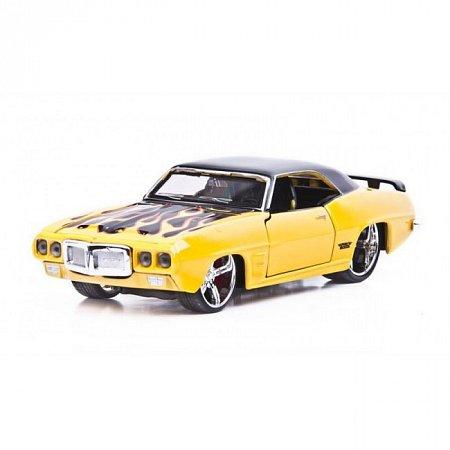 Изображение - Автомодель 1969 Pontiac Firebird (жёлтый - тюнинг). MAI31040Y