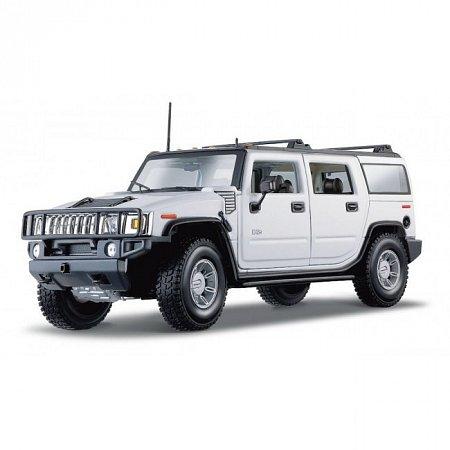 Изображение - Автомодель 2001 Hummer H2 SUT Concept (тёмно-серый). MAI31233P