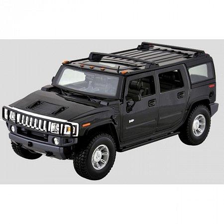 Автомодель 2003 HUMMER H2 SUV (черный). MAI36631B