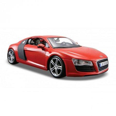 Автомодель 2008 Audi R8 (красный). MAI31281R