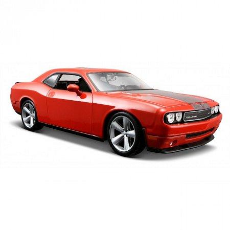 Автомодель 2008 Dodge Challenger (оранжевый). MAI31280O