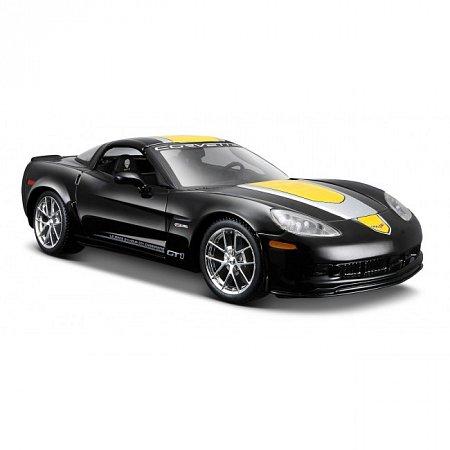 Изображение - Автомодель 2009 Chevrolet Corvette Z06 GT1 (чёрный). MAI31203B