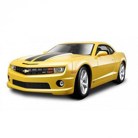 Изображение - Автомодель 2010 Chevrolet Camaro SS RS (жёлтый). MAI31207Y