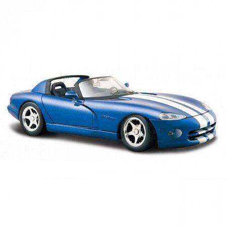 Изображение - Автомодель 97 Dodge Viper RT/10 (синий). MAI31932B