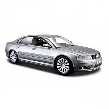 Автомодель Audi A8 (серый металлик). MAI31971G