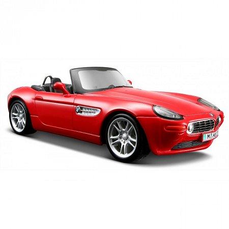 Автомодель BMW Z8 (красный). MAI31996R