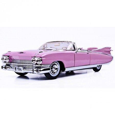 Автомодель Cadillac Eldorado Biarritz (1959) (розовый). MAI36813P