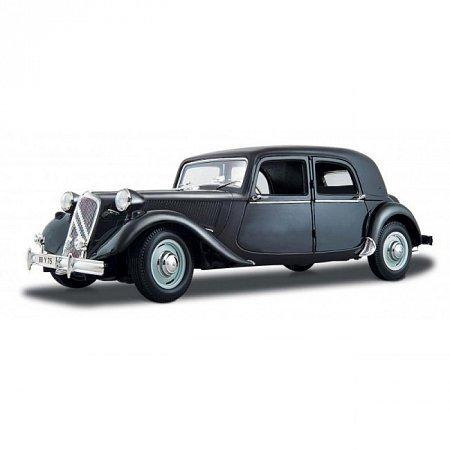 Автомодель Citroen 15CV 6 Cyl (1952) (чёрный). MAI31821B