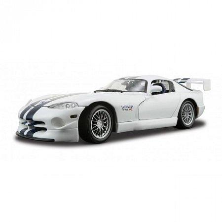 Автомодель Dodge Viper GT2 (белый). MAI31845W