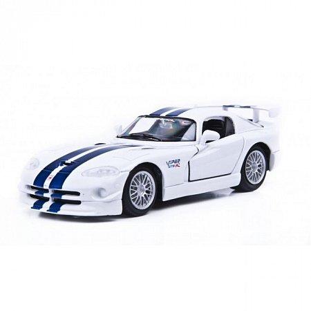 Автомодель Dodge Viper GT2 (белый). MAI31945W