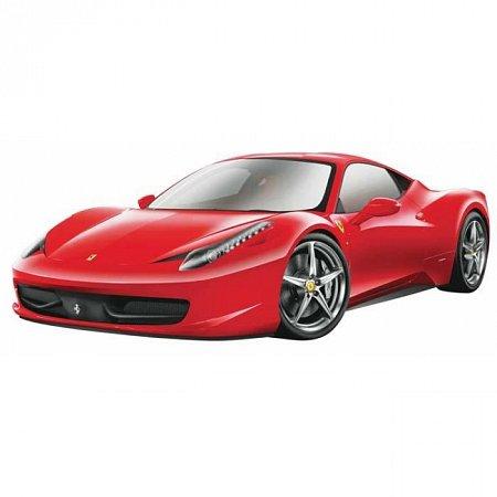 Автомодель Ferrari 458 Italia (красный). MAI39113R