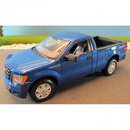 Автомодель Ford F-150 STX (синий металлик). MAI31270MB