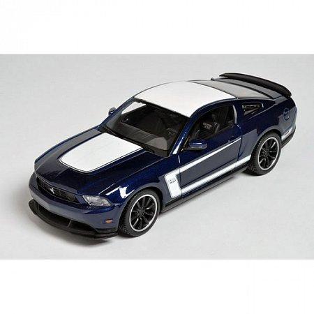 Изображение - Автомодель Ford Mustang Boss 302 (темно синий). MAI31269DB