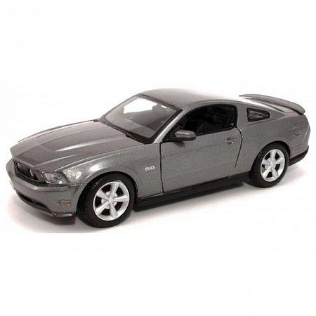 Изображение - Автомодель Ford Mustang GT (серый металлик). MAI31209MG
