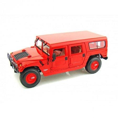 Изображение - Автомодель Hummer (4-Door Wagon) (красный). MAI31958R