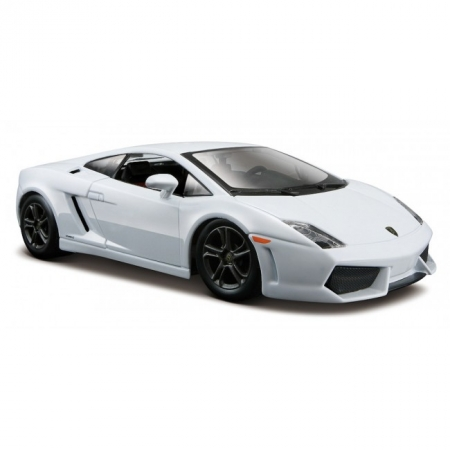Автомодель Lamborghini Gallardo LP560-4 (белый). MAI31291W