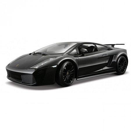 Изображение - Автомодель Lamborghini Gallardo Superleggera (чёрный металлик). MAI31149MB