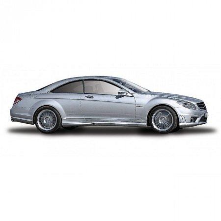Автомодель Mercedes-Benz CL63 AMG (серебристый). MAI31297S