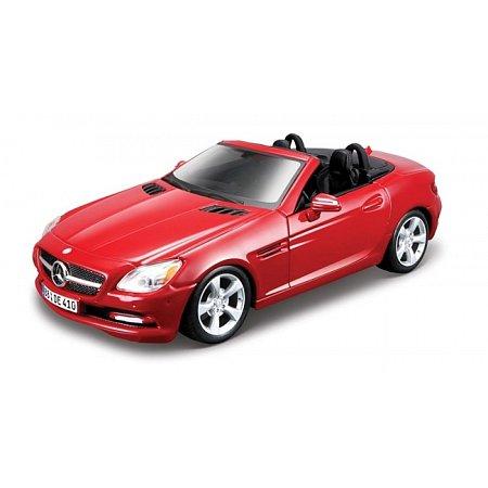 Автомодель Mercedes-Benz CLK (красный). MAI39206R