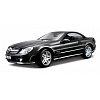 Автомодель Mercedes-Benz SL65 AMG (чёрный). MAI36193B