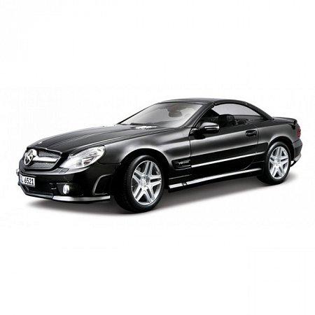 Изображение - Автомодель Mercedes-Benz SL65 AMG (чёрный). MAI36193B