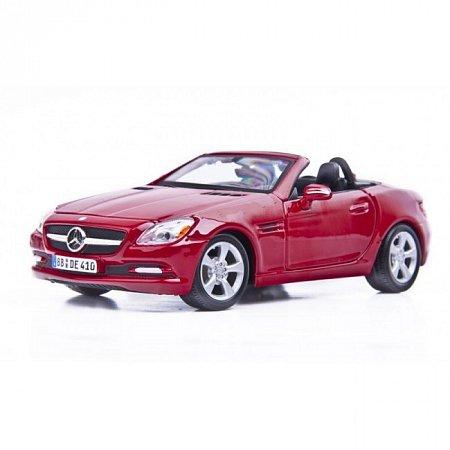 Изображение - Автомодель Mercedes-Benz SLK 2011 (красный). MAI31206R
