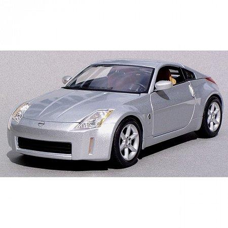 Автомодель Nissan 350Z (серебристый). MAI31672S